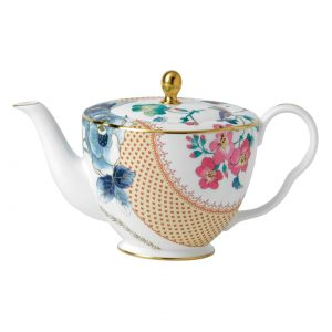 Butterfly Bloom 33.8oz Teapot