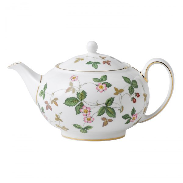 Wild Strawberry Teapot