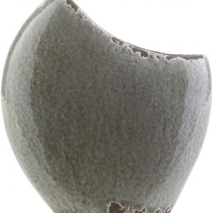 Clearwater Charcoal Vase in Various Sizes